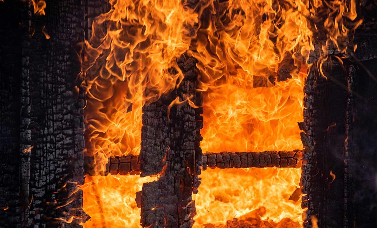 Brandschutz und Holzhäuser