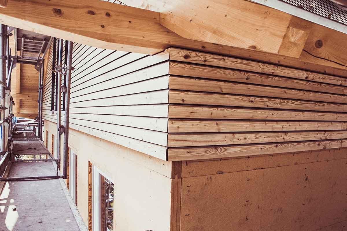 Holzhaus bauen in München und Umgebung
